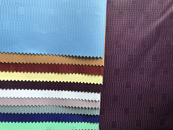 Twisted heald fabric series
