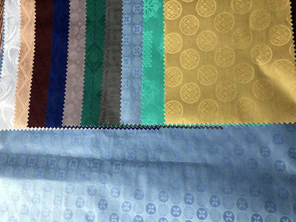 Cotton jacquard series